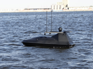 Unmanned Surface Vessel - Robosys