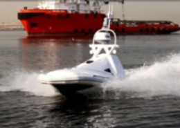 Unmanned Surface Vessel - Robosys Hydra